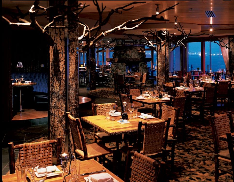 Six Seven Restaurant At Hotel Edgewater