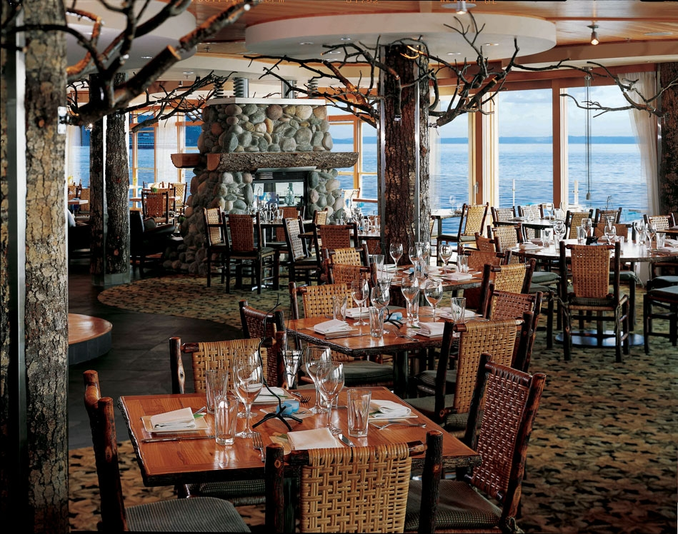 Hotels In Seattle >> Six Seven Restaurant at Hotel Edgewater | Carl J. Myers